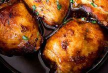 Makanan chicken