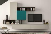 muebles pared