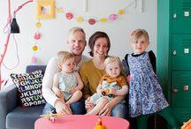 Norweski dom pięcioosobowej rodziny / więcej http://www.szczyptadesignu.pl/2016/04/norweski-dom-pieciosoobowej-rodziny.html
