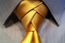 Tie a tie / by April Swan
