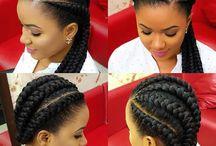 cornrows braidshair