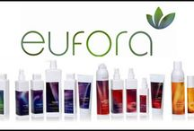 Hair Care with Eufora / We use Eufora at Athena and LOVE the products and results! Check it out!