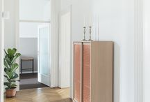 NINA MAIR Mashrabeya Cabinet | Furniture Design / Mashrabeya Cabinet 2016 | Furniture Design | by Nina Mair |  Arabian Cultural Inspiration | Moiré Effect | See at: www.ninamair.at |