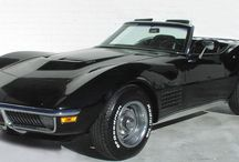 Corvette--Dream Car / by Chalee Couch