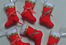 Vianočné čižmičky