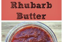 Homemade Strawberry Rhubarb Butter