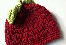 Crochet Baby Hatsa