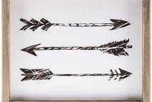 Archery bedroom ideas