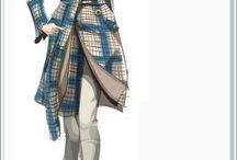 design vestimentar model