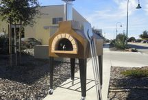 Forno Bravo Wood Fired Pizza Ovens / Founded in 2003, Forno Bravo has quickly grown to become a global leader in manufacturing both wood and gas-fired pizza ovens for pizzerias, restaurants and homeowners. Through our network of dealers in North America, as well as Forno Bravo UK, and our growing network of international distributors, Forno Bravo pizza ovens are available across the globe.  / by Forno Bravo