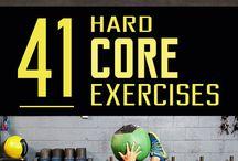 Крутые упражнения