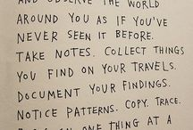 Scrapbook: Traveler's Notebook