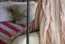 Love this - French fabrics