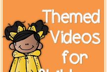 October Videos - fall and Halloween