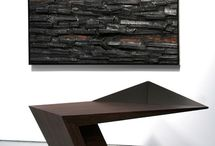 Angles / Inspiration for Angled designs - furniture and exhibition stand.