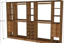 Closet Ideas / Closet organization ideas / by Colleen Koenig