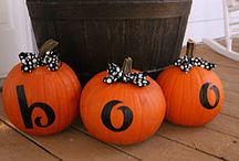 Halloween party and craft ideas / by Carly Bennett