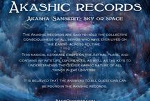 Akashic Record - Reading Info