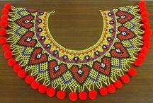 Beadwork from Malaysia