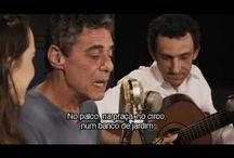 "brazilian music / by eduardo ""juca"" battiston"