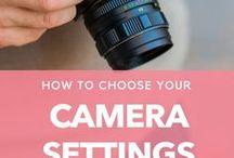 Kamera setting