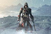 Assassins Creed Rogue art