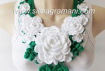 hačkovane náhrdelníky