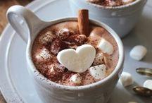 csoki, kávé