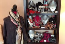 MarEle boutique.  / Jewelry, scarfs, purses and a lot more. Always new stuff every month!