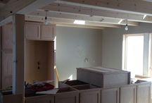 "Take a Peek at a Timberbuilt ""Marshal"" Under Construction / The beauty of Timberbuilts even during the building process."