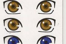 ojos boca