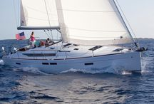 Jeanneau Sun Odyssey 479 / Benefiting from the most recent innovations, the Sun Odyssey 479 has inherited the best qualities of the line. http://www.jeanneau.com/boats/Sun-Odyssey-479.html