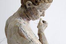 Sculpting & Paper Mâché / by Diane Coe