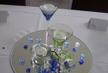 My own Centrepieces and decorating / Events  I have done over the years / by Gloria Bolivar