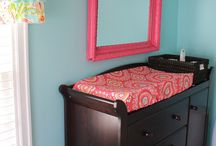 Team Pink & Baby Girl / Heather Olivia nursery ideas. / by Ashley Wainwright