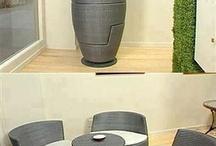 Trädgårdsmöbler