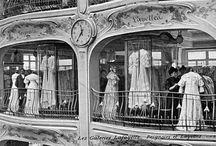 Anciens magasins