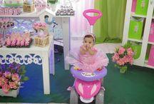 Festa Jardim Encantado / Ideias de decoração para festa infantil com o tema Jardim Encantado