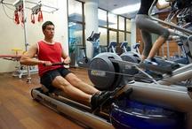 Cardio - fitness room