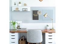 Ikea Büro/ Craft room