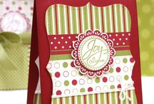 Cards - Stampin Up Perfect Punches