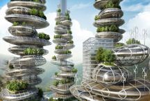 Cities of the Future / Tomorrow is today