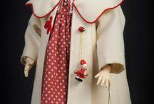 J.D.K Googly Dolls