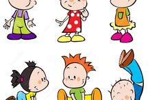obrázky detí