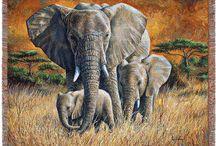 African Safari Decor