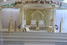 The Orangery / This stunning space can be used for Hindu ceremonies large Civil ceremonies or Drinks Receptions.