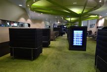 Napcabs / Comfortable slleping cabins in the terminal of Munich Airport