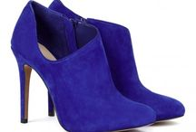 """Not Just Shoes """"Blue"""""""