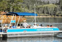 Boat Rentals / Forever Resorts offers a variety of small boat rentals at its California marinas