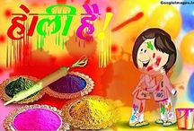 Holi / Recipes, games, crafts, activities, books, and more to teach children about #Holi